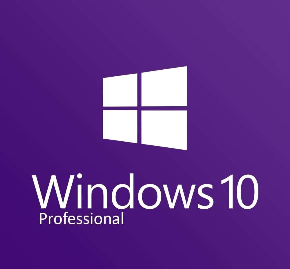 Microsoft Windows 10 Professional Digital Key Lifetime Activation 32/64 Bit With Download Link