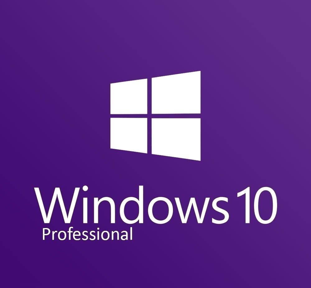 Windows 10 Pro Professional Retail Key Lifetime Activation 32/64 Bit With Download Link