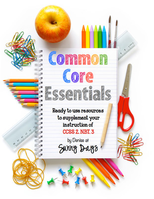 Common Core Essentials for 2.NBT.3