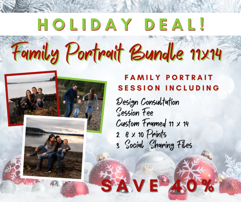 Hudson's 11x14 Session Bundle - Save $448!