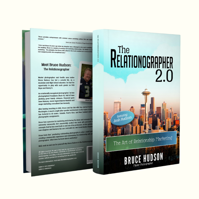 The Relationographer 2.0 - Bruce's 2nd Published Book!