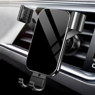 Gravity Car Phone holder - Air vent mount