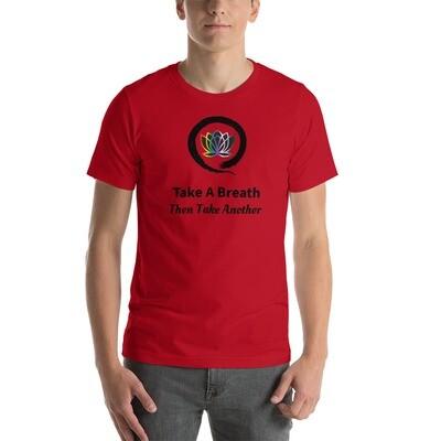 Queer Zen 2 Short-Sleeve Unisex T-Shirt