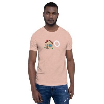Home Short-Sleeve Unisex T-Shirt