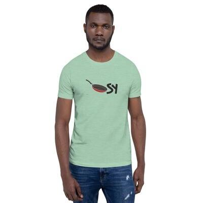 Pan Short-Sleeve Unisex T-Shirt
