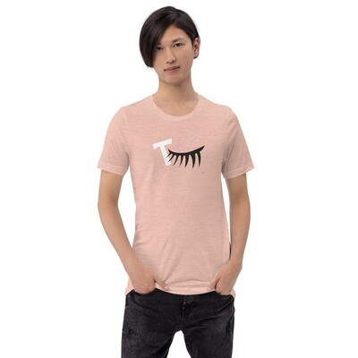 Wink Short-Sleeve Unisex T-Shirt