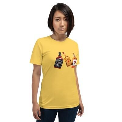 Liquor Short-Sleeve Unisex T-Shirt