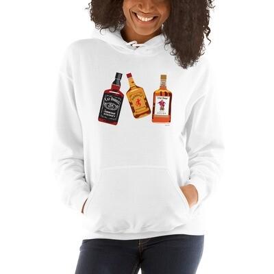 Liquor Unisex Hoodie