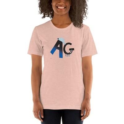 Cap Short-Sleeve Unisex T-Shirt