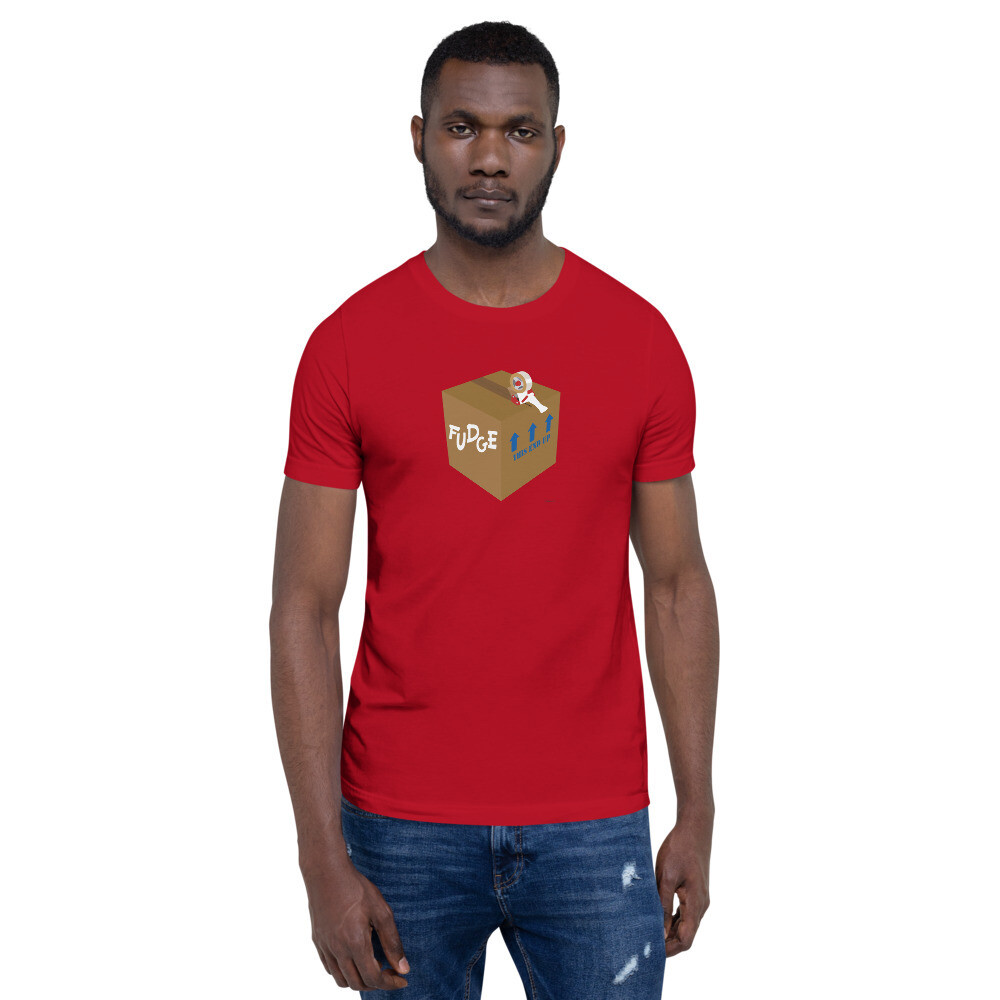 Fudge Short-Sleeve Unisex T-Shirt