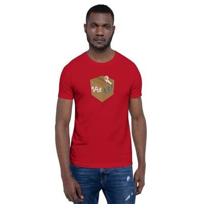 Fudge Short-Sleeve Unisex T-Shirt