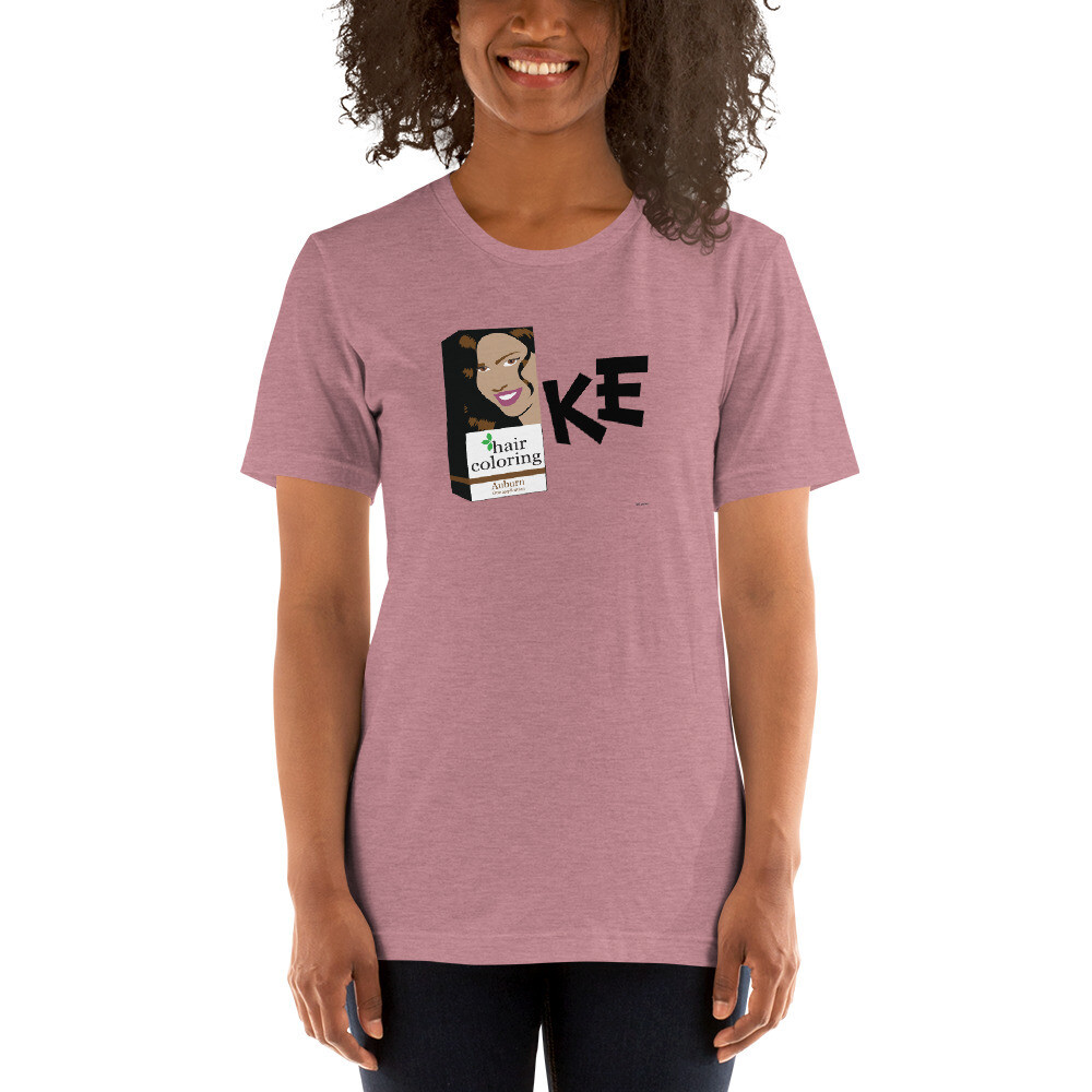 Dye Short-Sleeve Unisex T-Shirt