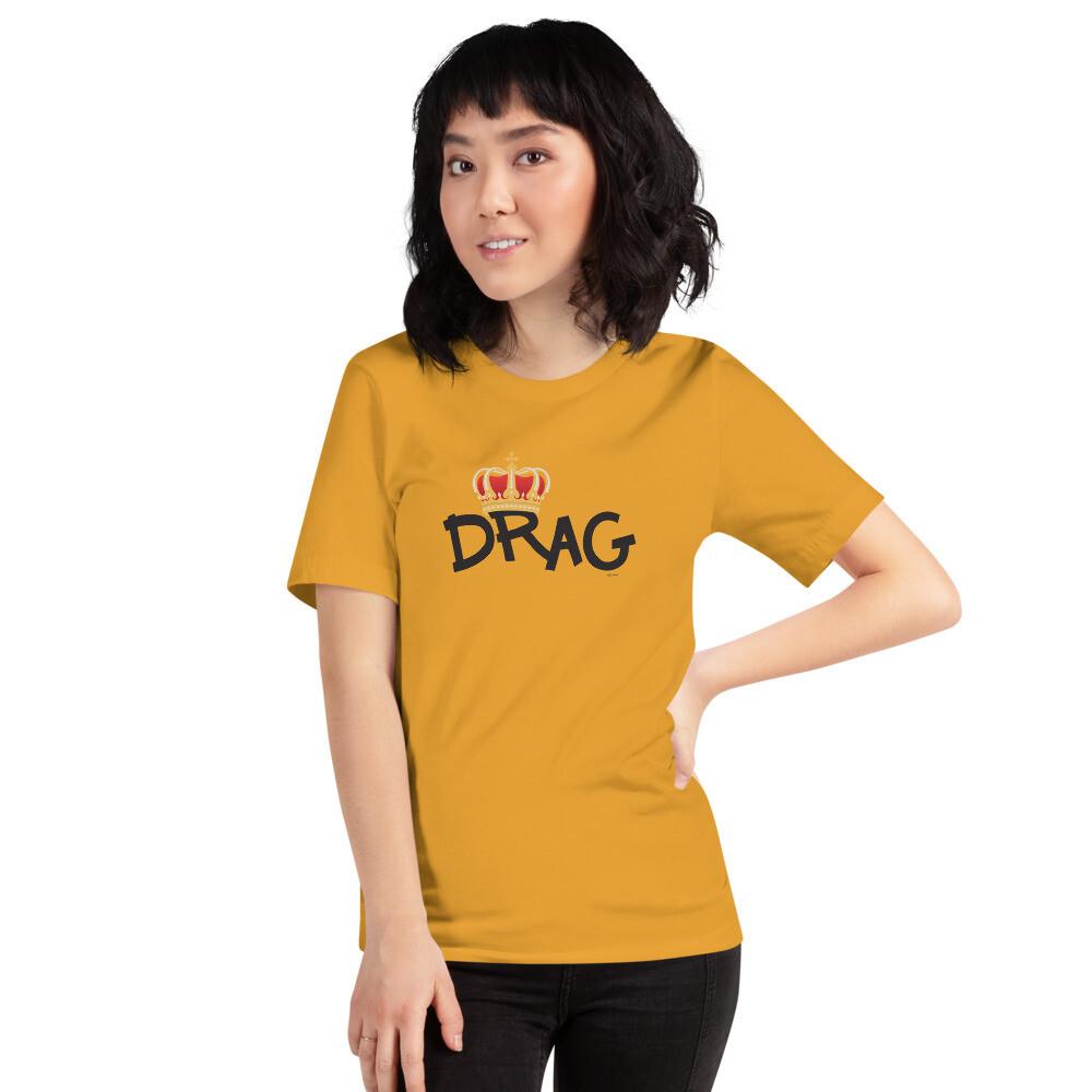 King Short-Sleeve Unisex T-Shirt