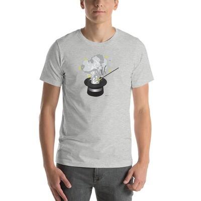 Magic Short-Sleeve Unisex T-Shirt