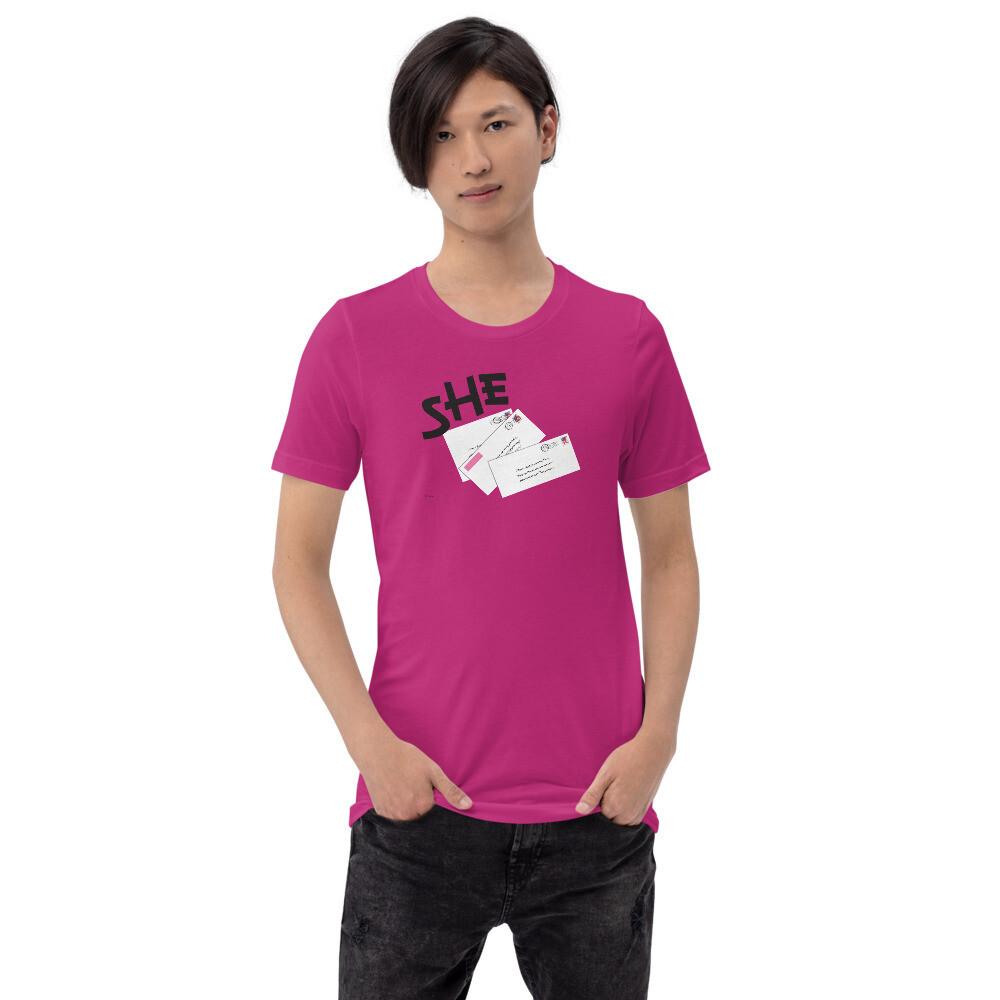 Mail Short-Sleeve Unisex T-Shirt