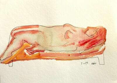 Ghylan Safadi - 'Sleeping'