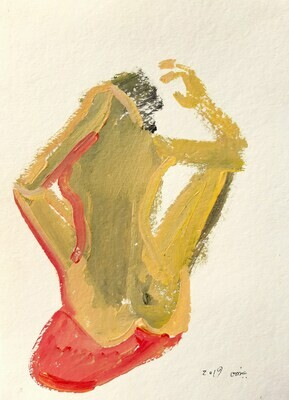 Ghylan Safadi - 'Yoga Posture'