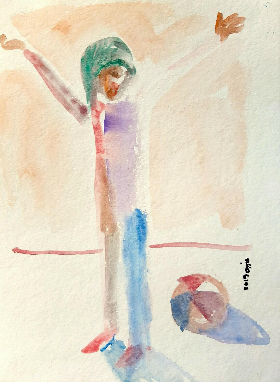 Ghylan Safadi - 'Bouffon'