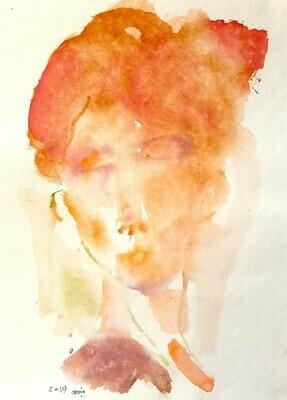 Ghylan Safadi - 'Portrait of Hind'