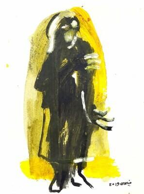 Ghylan Safadi - 'The dancer'