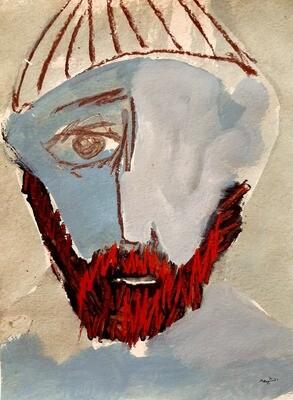 Fadi El Chamaa - 'Man with takieh II'