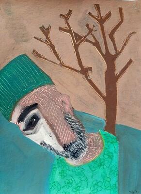 Fadi El Chamaa - 'Man in green tarboush'