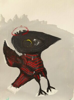 Semaan Khawam - 'Saint Bird'