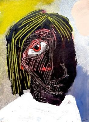 Fadi El Chamaa - 'Man in white shirt'