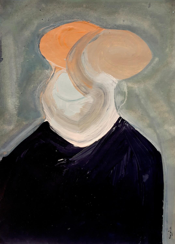 Fadi El Chamaa - 'Man in soutane'
