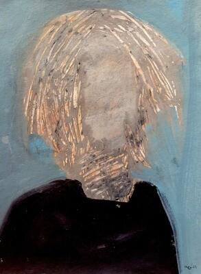 Fadi El Chamaa - 'Hair #1'