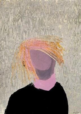 Fadi El Chamaa - 'Hair #2'