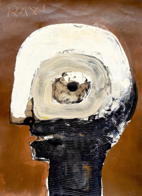 Semaan Khawam - 'Portrait 4'