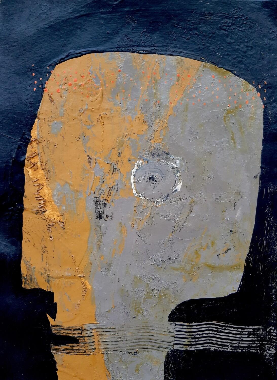 Semaan Khawam - 'Portrait 5'
