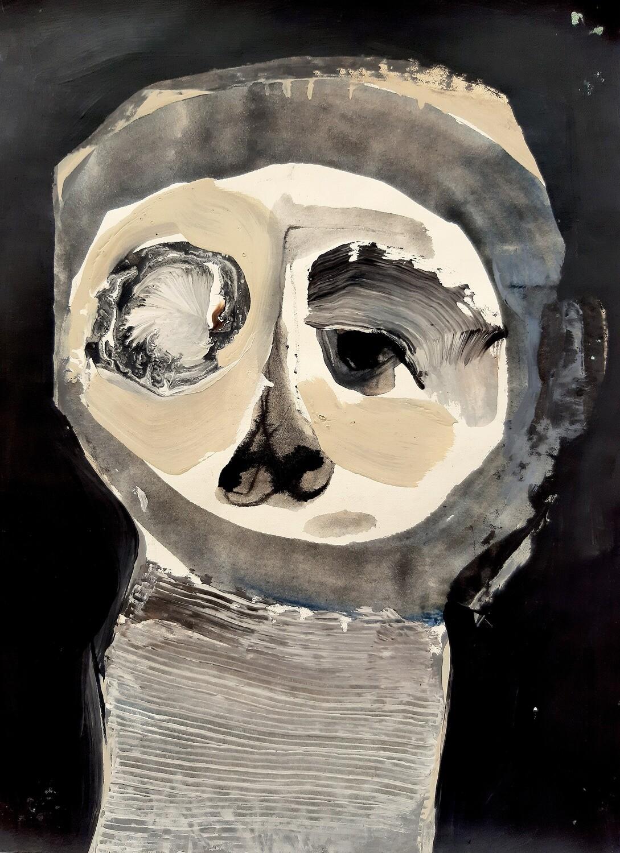 Semaan Khawam - 'Portrait 7'