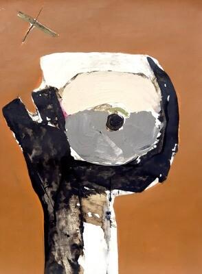 Semaan Khawam - 'Portrait 8'