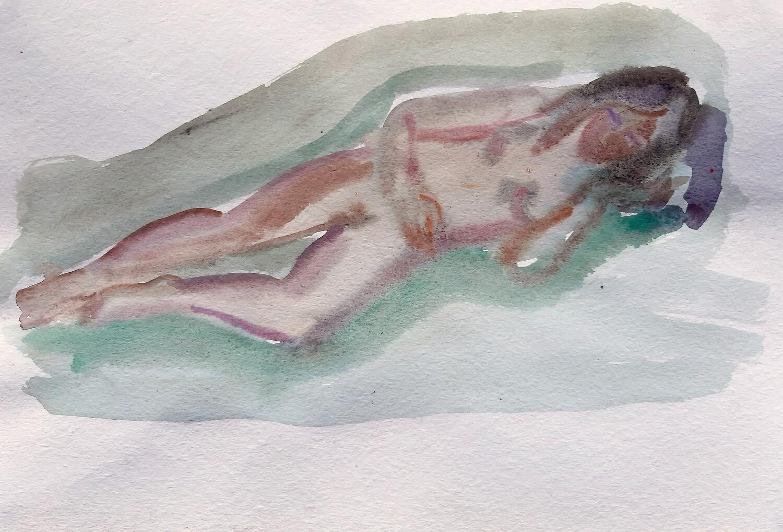 Ghylan Safadi - 'The nap'