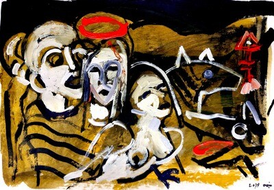 Ghylan Safadi - 'The great conversation'