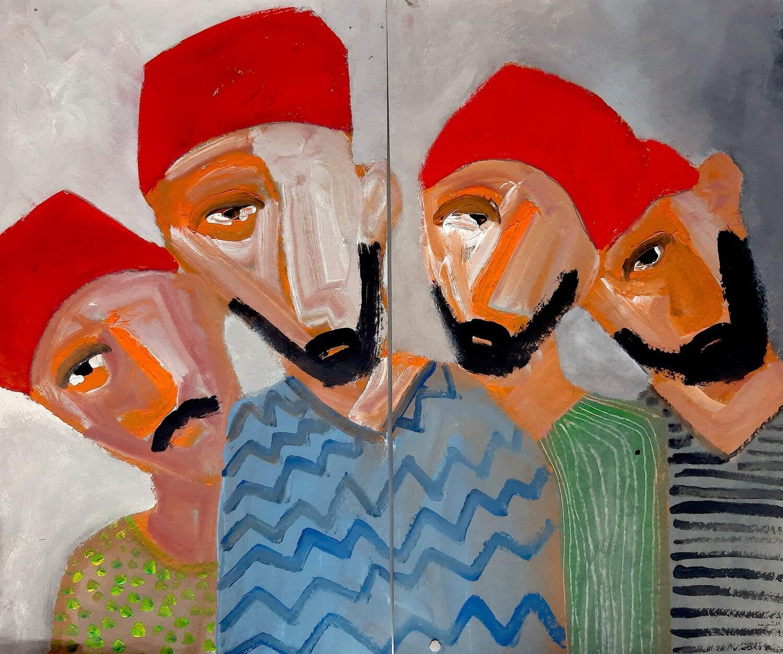 Fadi El Chamaa - 'Tarabish' (Dyptich)