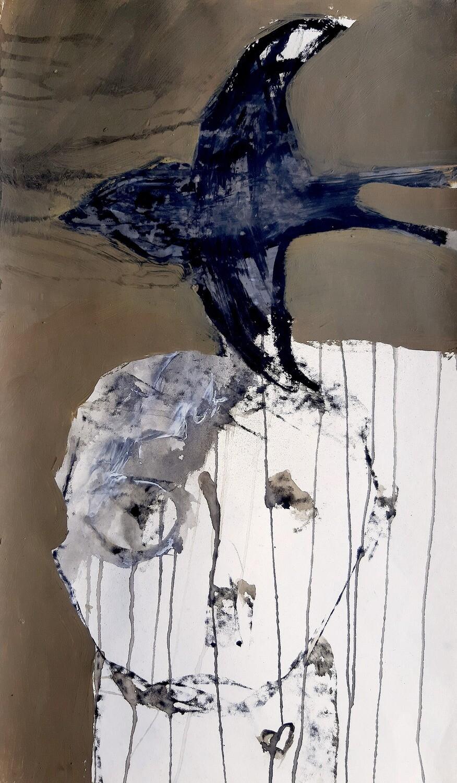 Semaan Khawam - 'Black bird'