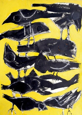 Semaan Khawam - 'Bird Patterns 2'