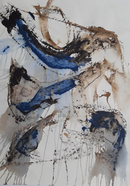 Semaan Khawam - 'Birds Patterns 4'