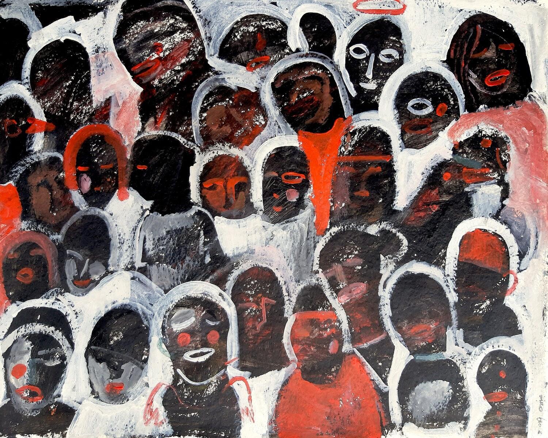 Ghylan Safadi - 'Night Tribe'