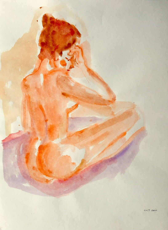 Ghylan Safadi - 'Nude'