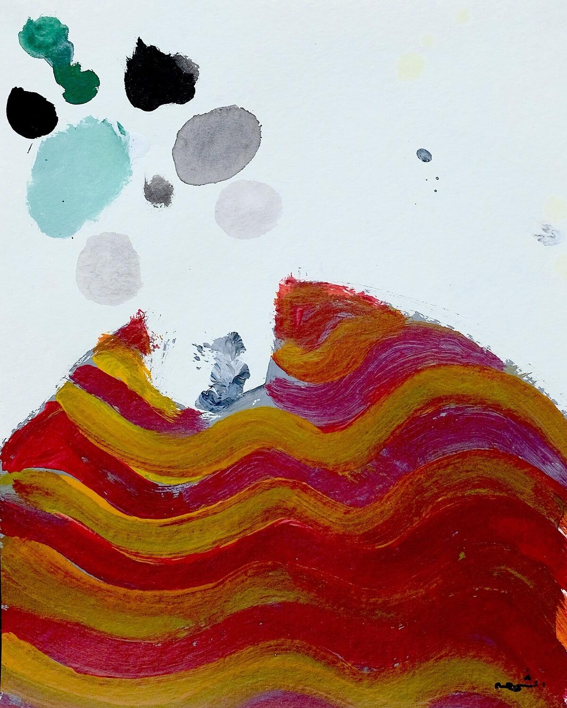Fadi El Chamaa - 'Untitled #2'
