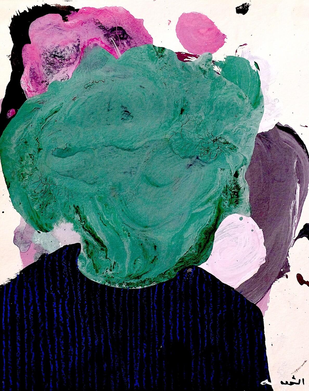 Fadi El Chamaa - 'Untitled #5'