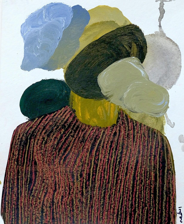 Fadi El Chamaa - 'Untitled #6'