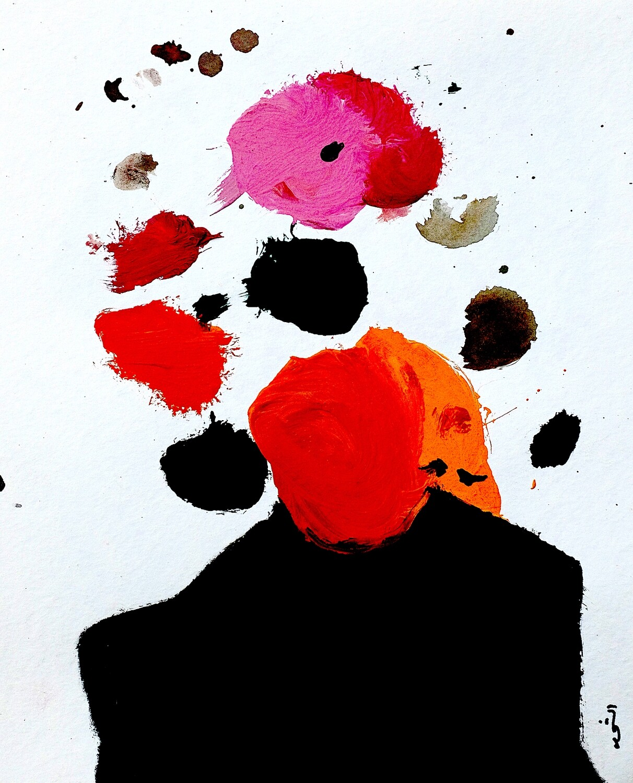 Fadi El Chamaa - 'Untitled #1'