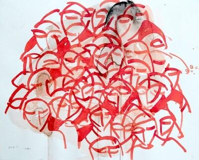 Ghylan Safadi 'Untitled #2'