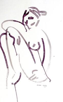 Ghylan Safadi - 'Untitled #3'