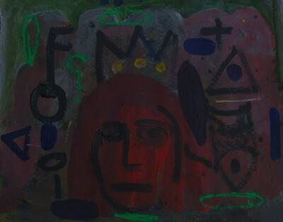 Ghylan Safadi - 'Untitled'